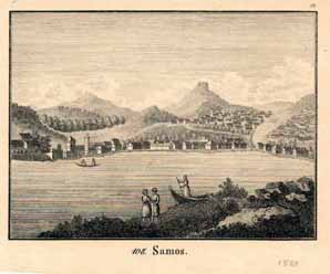 Εκθέσεις τεκμηρίων >> η πόλη της σάμου